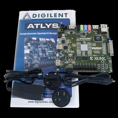 Atlys Spartan-6 FPGA训练板