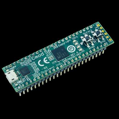 Cmod S6:Breadboardable Spartan-6 FPGA Module