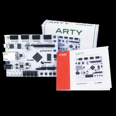 Arty Board Artix-7 FPGA开源创客开发板(DIGILENT官方直销)