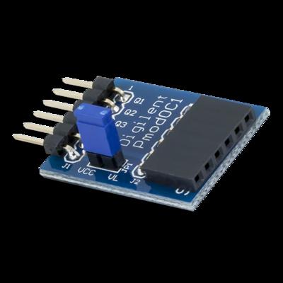 PmodOC1:集电极开路输出