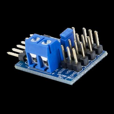 PmodCON3:伺服机连接器