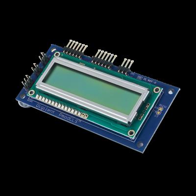 PmodCLS:带有串行接口的字符型LCD