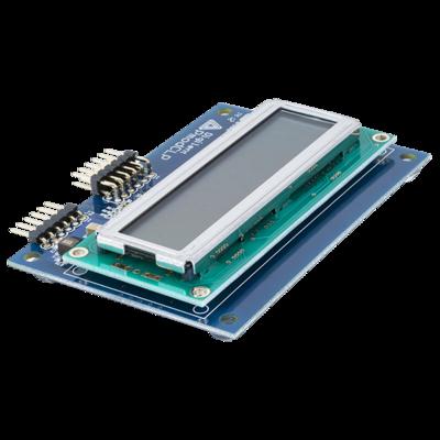 PmodCLP:带有并行接口的字符型LCD