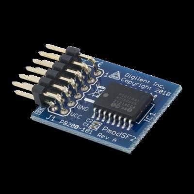 PmodSF2:外接16MB PCM串行闪存