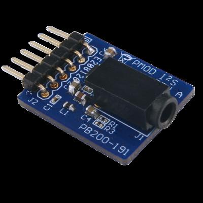 PmodI2S:立体声音频输出