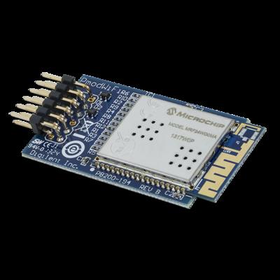 PmodWiFi:兼容802.11g的WiFi模块