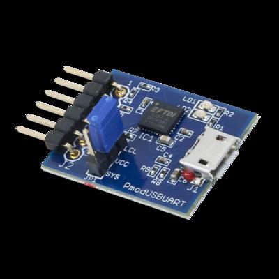 PmodUSBUART:USB转UART接口