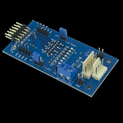 PmodSTEP:步进电机驱动模块