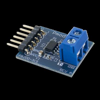 PmodTC1:带有测线的k型热电偶模块