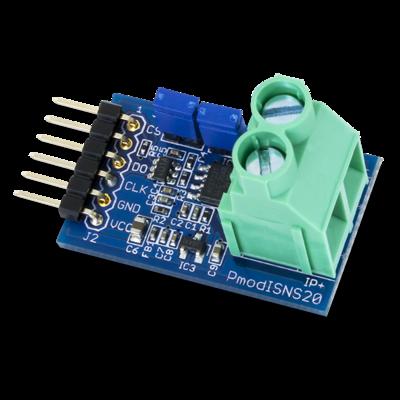 PmodISNS20:20A电流传感器