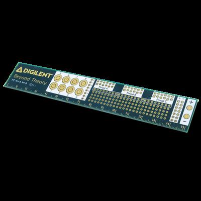 Digilent PCB尺