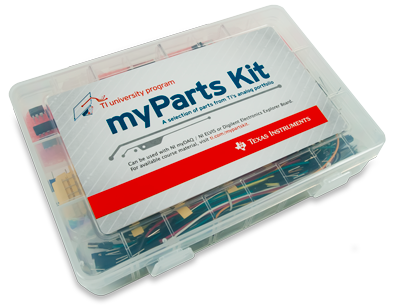 myParts Kit from Texas Instruments