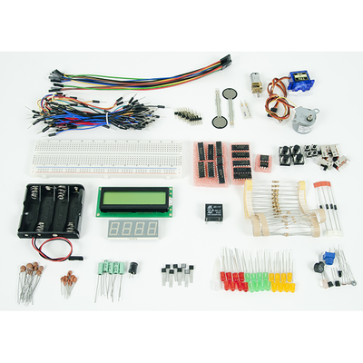 chipKIT Starter Kit - Breadboardable Component Kit for Projects