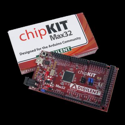 chipKIT Max32:带有Mega R3接头的开源微控制器