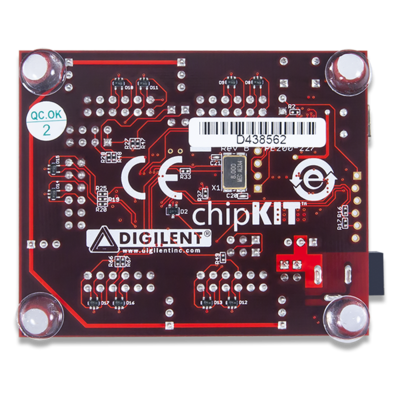chipKIT MX3 - Microcontroller Board with Pmod Headers