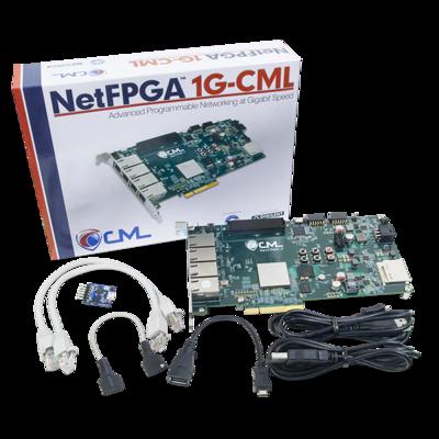 NetFPGA-1G-CML Kintex-7 FPGA开发板