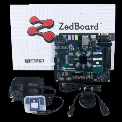 ZedBoard:Zynq-7000 ARM+FPGA进阶级处理器+全可编程逻辑智能互联开发系统