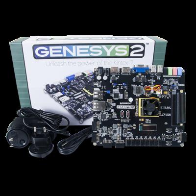 Genesys 2 Kintex-7 FPGA大数据互联及视频系统开发板
