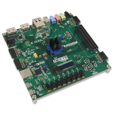 Nexys Video Artix-7 FPGA多媒体音视频智能互联系统评估板