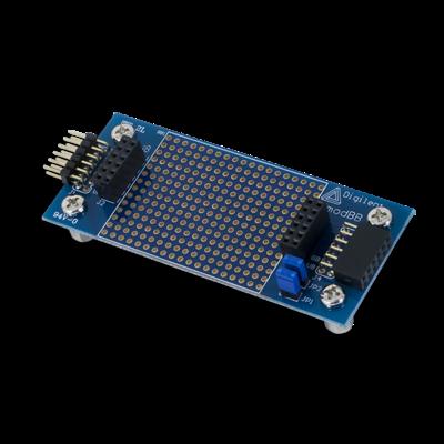 PmodBB:绕接板面包板