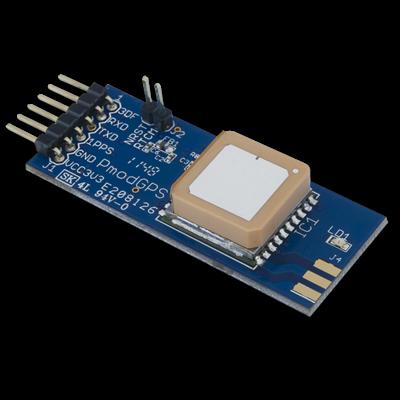 PmodGPS:高灵敏度GPS定位模块