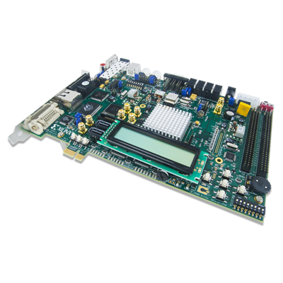 XUPV5 LX110T开发板