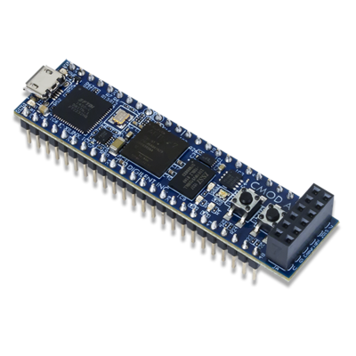 Cmod A7-15T:直连面包板的Artix 7 FPGA最小系统