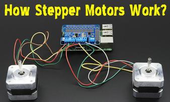 步进电机基本原理:步进电机是如何运作的?