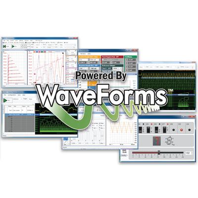 WaveForms 2015(供免费下载)