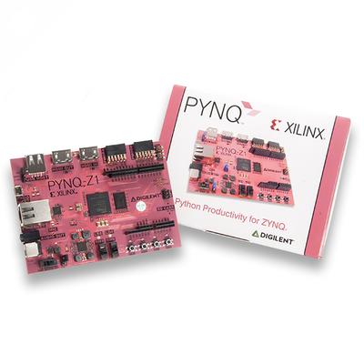 PYNQ-Z1:支持Python编程的Zynq开发板