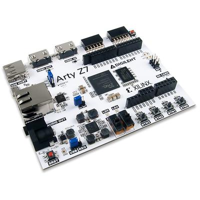 Arty Z7-10:APSoC Zynq-7000开源创客开发板