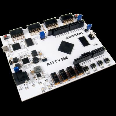 Arty S7-50:Spartan-7开源创客开发板