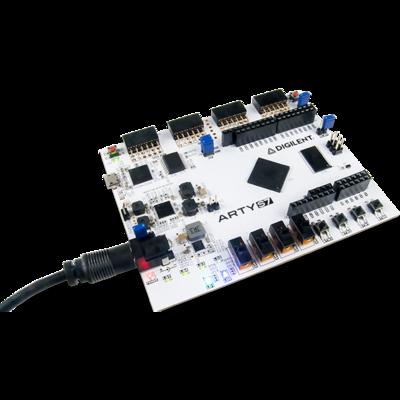 Arty S7-25:Spartan-7开源创客开发板