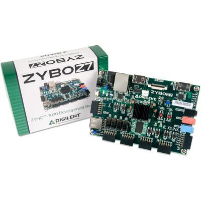 Zybo Z7-20:全新升级款Zynq-7000 ARM/FPGA SoC开发板(附赠SDSoC开发环境license券)