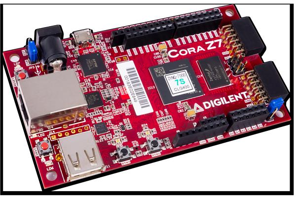 Cora Z7-10: Zynq-7000 ARM/FPGA SoC Development