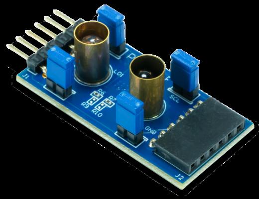 Pmod ToF:光学测距感应器